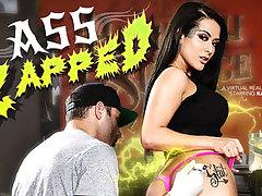 Ass Zapped starring Katrina Jade