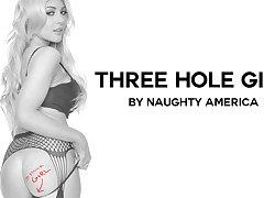 Kayla Kayden  Dylan Snow in NaughtyAmericaVR