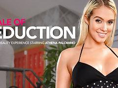 Athena Palomino  Bambino in NaughtyAmericaVR