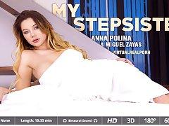 Ariadna  Miguel Zayas  Misha Cross in How I met Misha - Ep. 5 - VirtualRealPorn