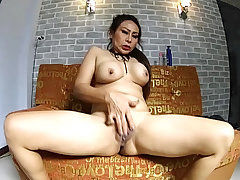 Deep Fingerin In Small Pussy Until Orgasm - VRPussyVision