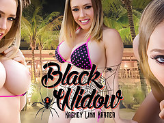 MilfVR - Black Widow