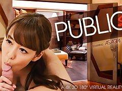 Asagiri Akari in Public Squirt - VRBangers
