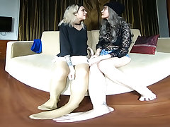 My Personal Lesbian Story - Part 2 (10 First Dates) - VRPussyVision