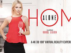 Karol Lilien in Home Alone - VRBangers