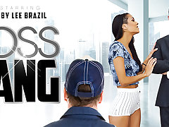 Abby Lee Brazil in Boss Bang - VRBangers