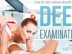 Katy Rose in Deep Examination - VRBangers