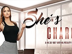 Barbara Bieber in She's In Charge - VRBangers