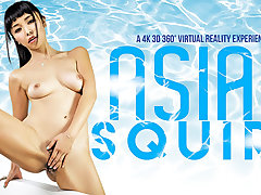 Marica Hase in Asian Squirt - VRBangers