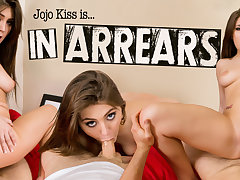 Jojo Kiss in In Arrears - WankzVR