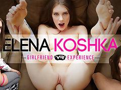 Elena Koshka in Elena Koshka GFE - WankzVR