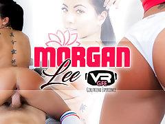 Morgan Lee in Morgan Lee GFE - WankzVR