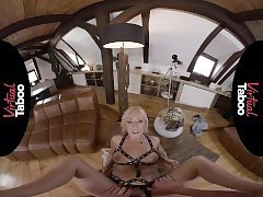 VIRTUAL TABOO - Bad Son Punished By Horny Mom