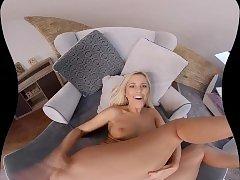 SexBabesVR - 180 VR Porn - Lola MyLuv Happy Ending