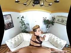 MilfVR - Pleased to Tease ft. Della Dane