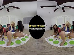 VR3000 - Sorority Game Night - Anya Reis, Jamie Marleigh &	 Lexy Bandera