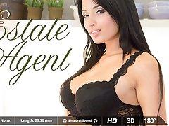 Anissa Kate  Miguel Zayas in Estate Agent - VirtualRealPorn
